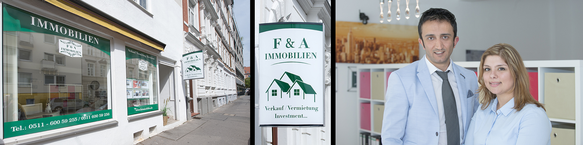 F & A Immobilien